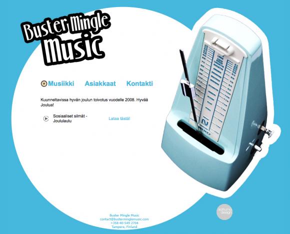Buster Mingle Music